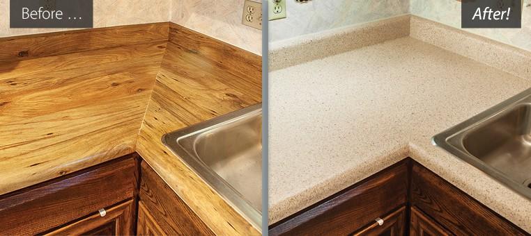 Bathroom  Kitchen Photo Gallery  Miracle Method of