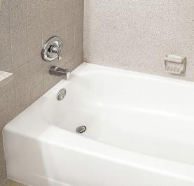 Porcelain Tub Refinishing  Porcelain Bathtub Repair  Miracle Method