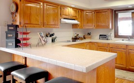 refinishing kitchen countertops how to refinish sink countertop your counter tops miracle method after