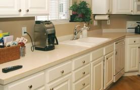 refinishing kitchen countertops modern island for sale countertop refinish your counter tops miracle method before