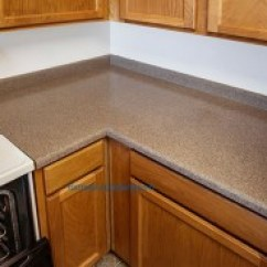 Kitchen Countertop Refinishing How Much Are New Cabinets Formica Countertops