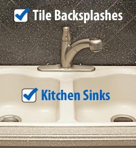 kitchen sink refinishing sink repair