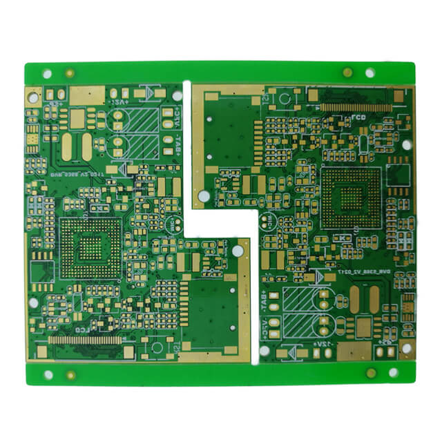China ROHS Multilayer HDI PCB Board Manufacturer