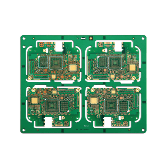 Custom 1.6mm Printed Circuit Board Single Layer PCB-02