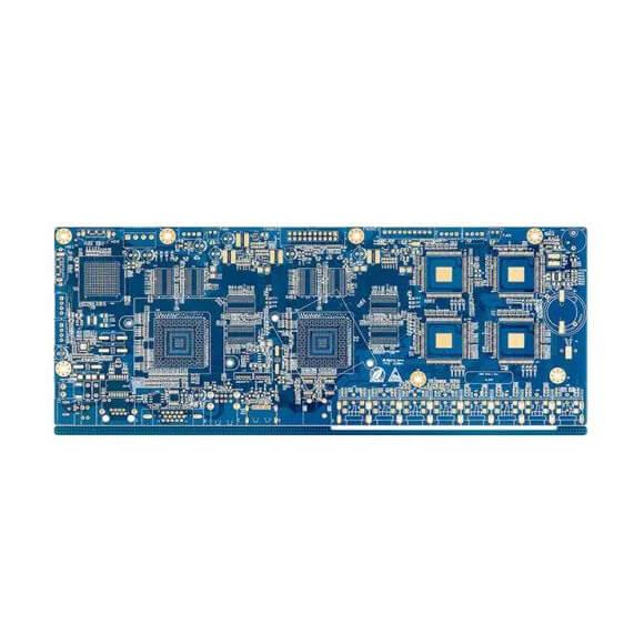 Custom 16 Layers PCB Backplane Circuit Board