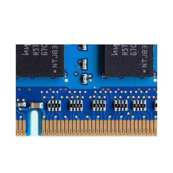 Custom Blue PCB Golden Finger Circuit Board Manufacturer-02
