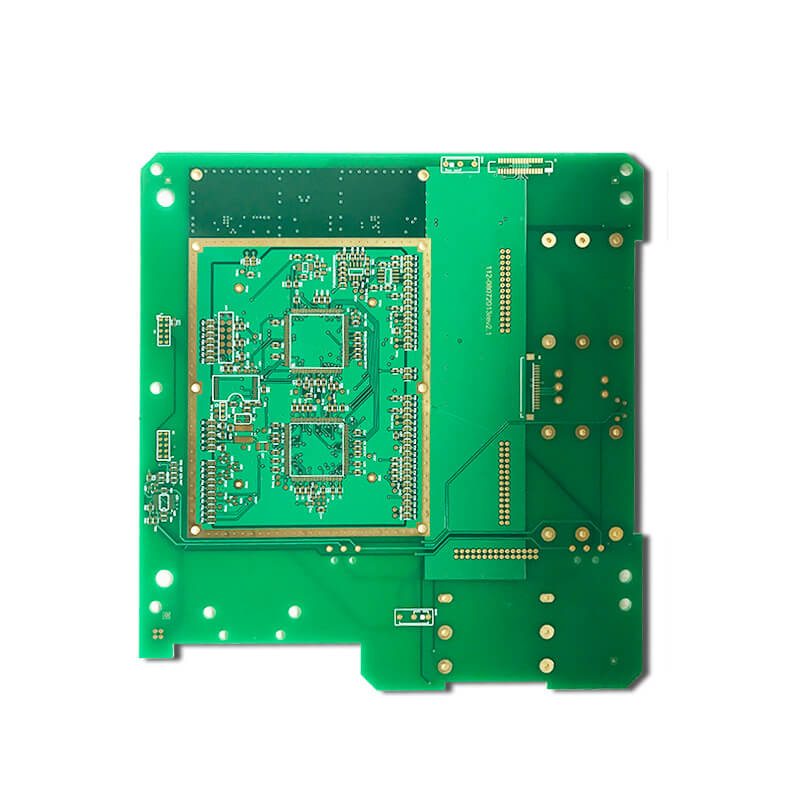 Custom OEM FR4 ROHS Double Layer PCB manufacturer-01