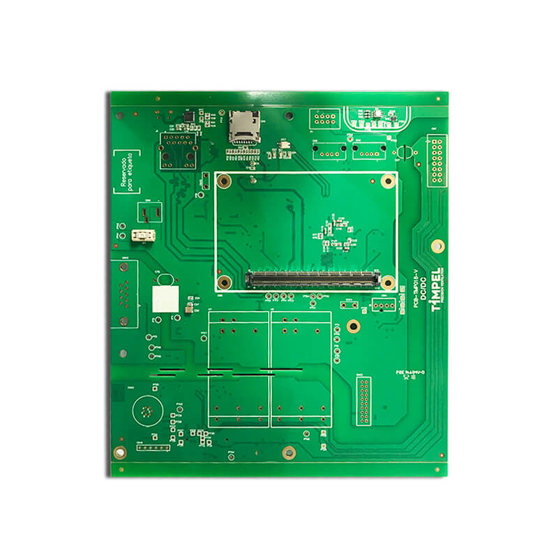 Custom OEM FR4 ROHS Double Layer PCB manufacturer-02
