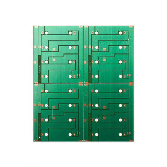 Custom Oversized Board PCB USB Sound Card Probe Ecg