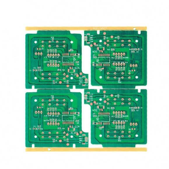 Custom Oversized Board PCB USB Sound Card Probe Ecg-02