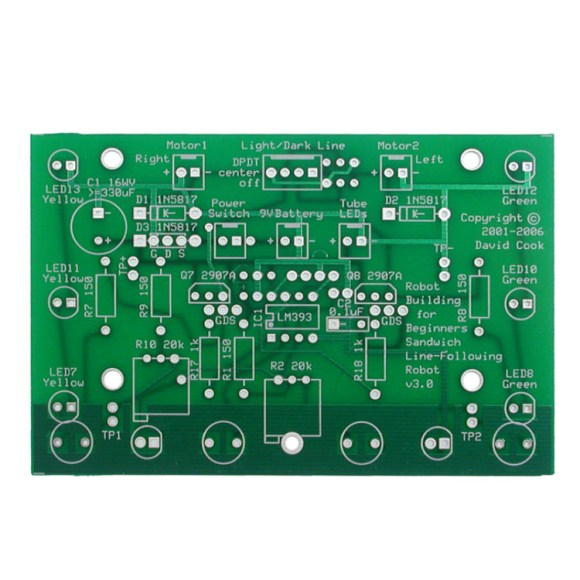 Customized High Density HDI FR4 High-TG PCB Manufacturer-03