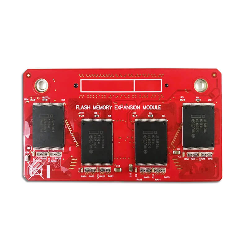 Electronic Parts FR4 Double Layer Remote Control PCB-05