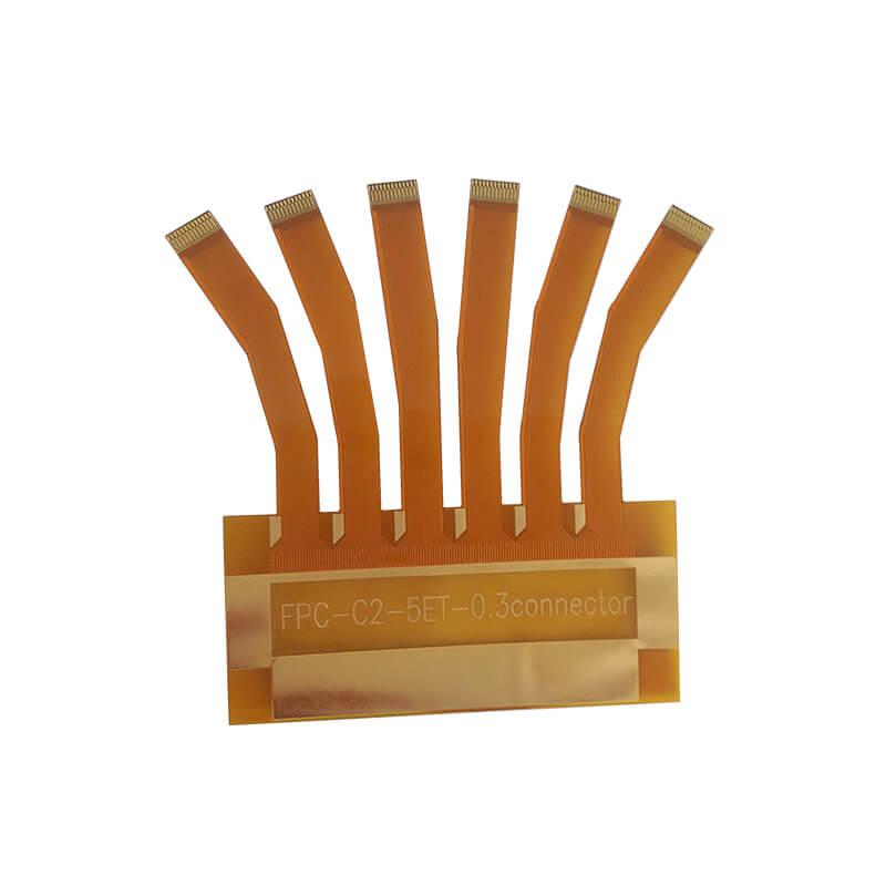 Flexible FPC PCB LED Circuit PCBA Board Supplier