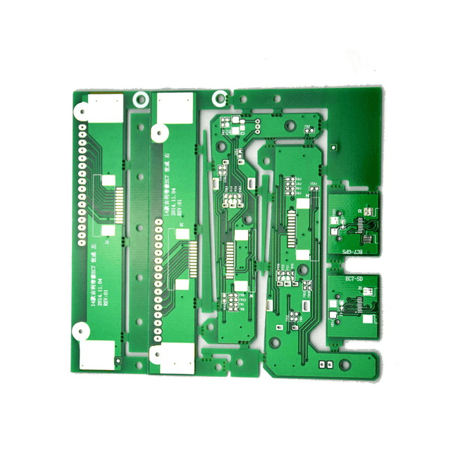 High Quality OEM Multilayer HDI Rigid PCB Supplier