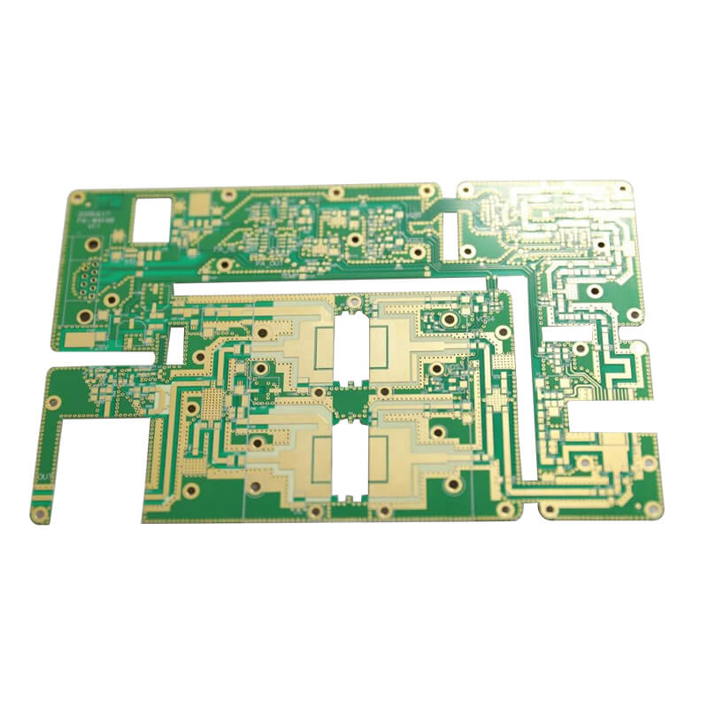 High Quality OEM Multilayer HDI PCB Rigid PCB Supplier-02