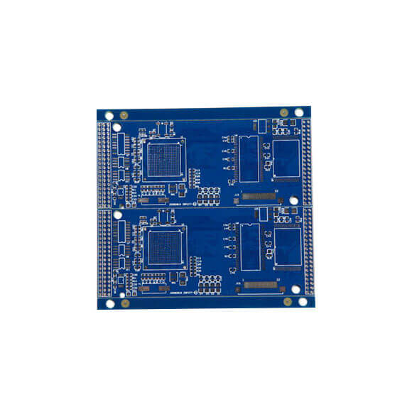 OEM Double Layer PCB FR4 Printed Circuit Board Supplier