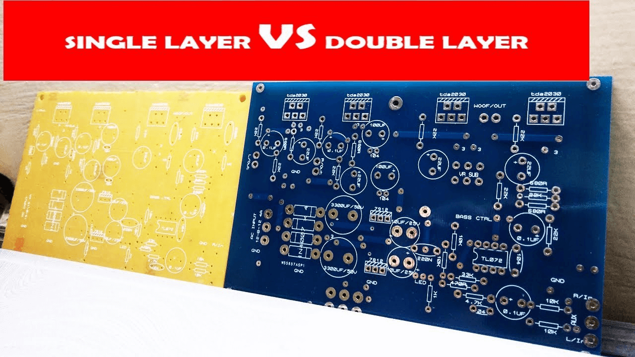 Single-Sided PCB suppliers in china
