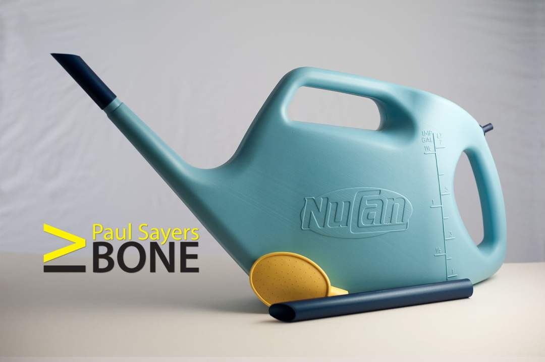 Push Button Nucan Outdoor Watering Can
