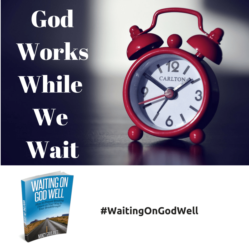 What are You Waiting on God for? – Miraculous Lovely