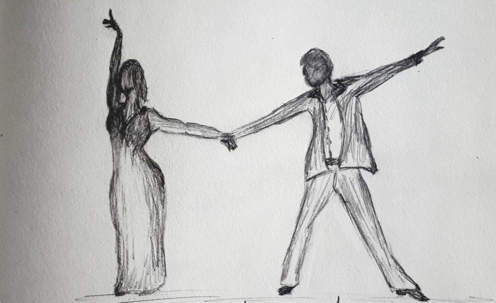Wil je met mij dansen?
