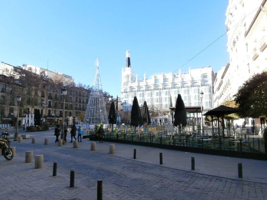 Plaza de Santa Ana en el Barrio de las Letras  Mirador Madrid