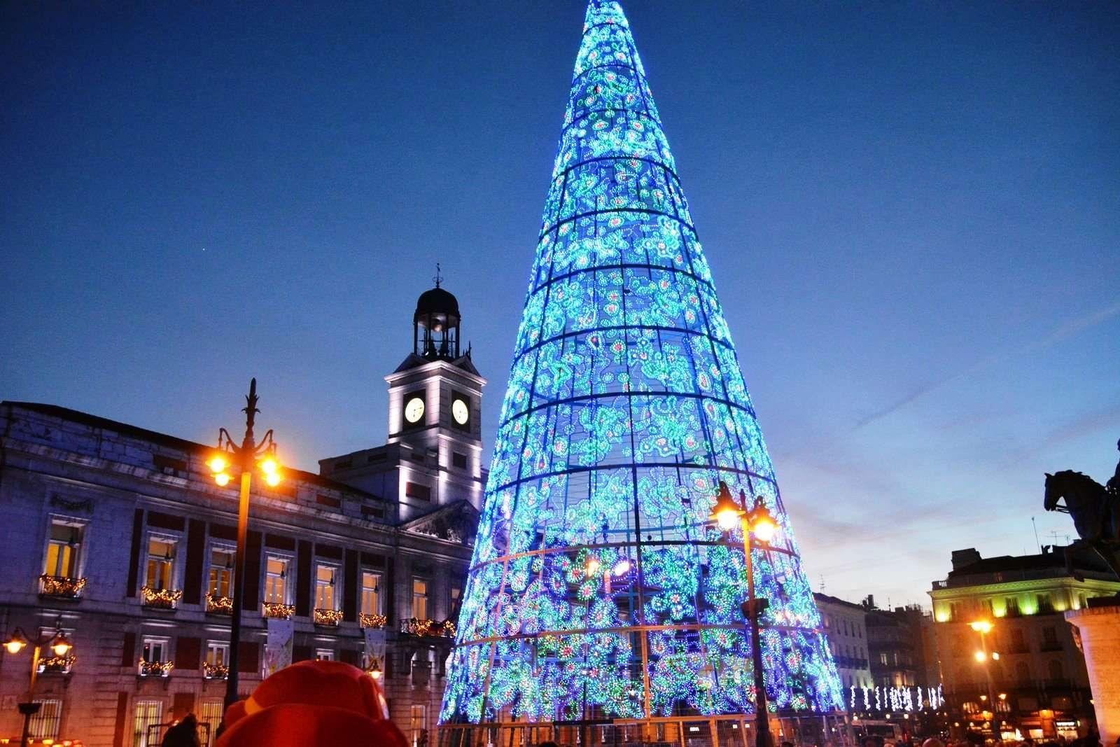 Iluminacion De Navidad En Granada 2019