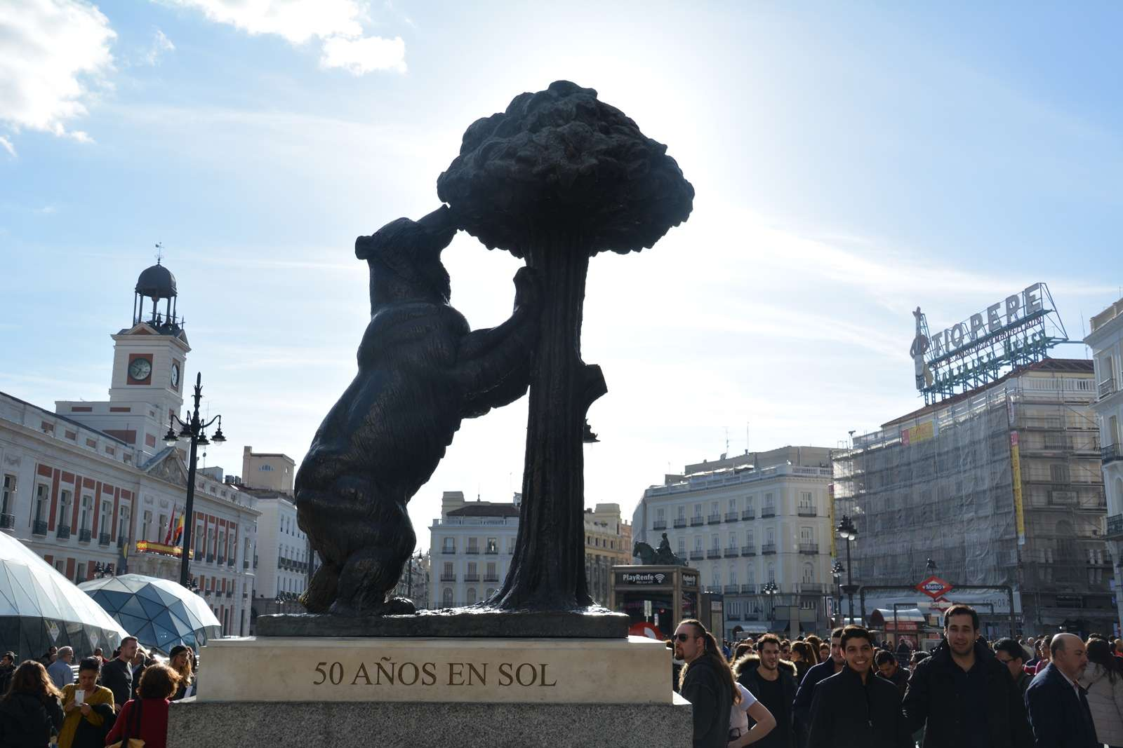 Madrid en un da slo lo imprescindible  Mirador Madrid