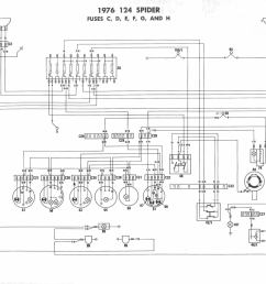 fiat spider wiring diagrams wiring diagrams 1976 fiat spider wiring diagrams fiat 124 sedan wiring diagram [ 1500 x 1048 Pixel ]