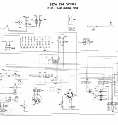 fiat wiring diagram opinions about wiring diagram u2022 1979 triumph wiring diagram free download schematic [ 1677 x 1322 Pixel ]