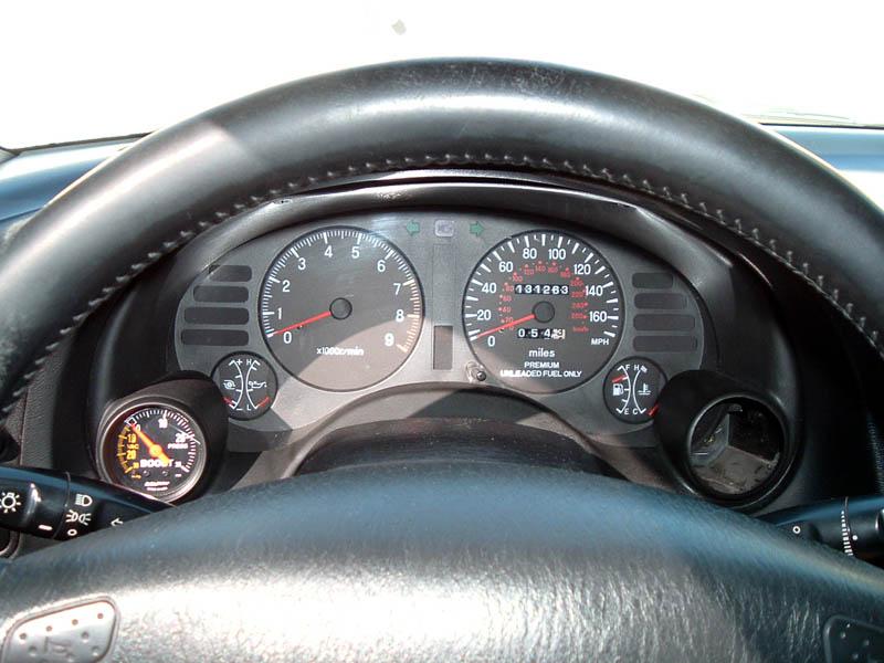 1998 Mitsubishi Eclipse GSX
