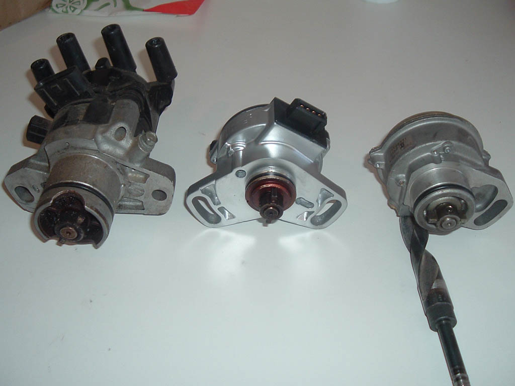 1995 Silver Mirage Ls 4g93 Ignition System
