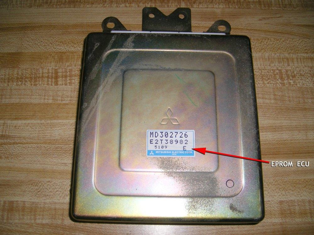 medium resolution of md302726 mitsubishi eprom ecu ecu wiring connector