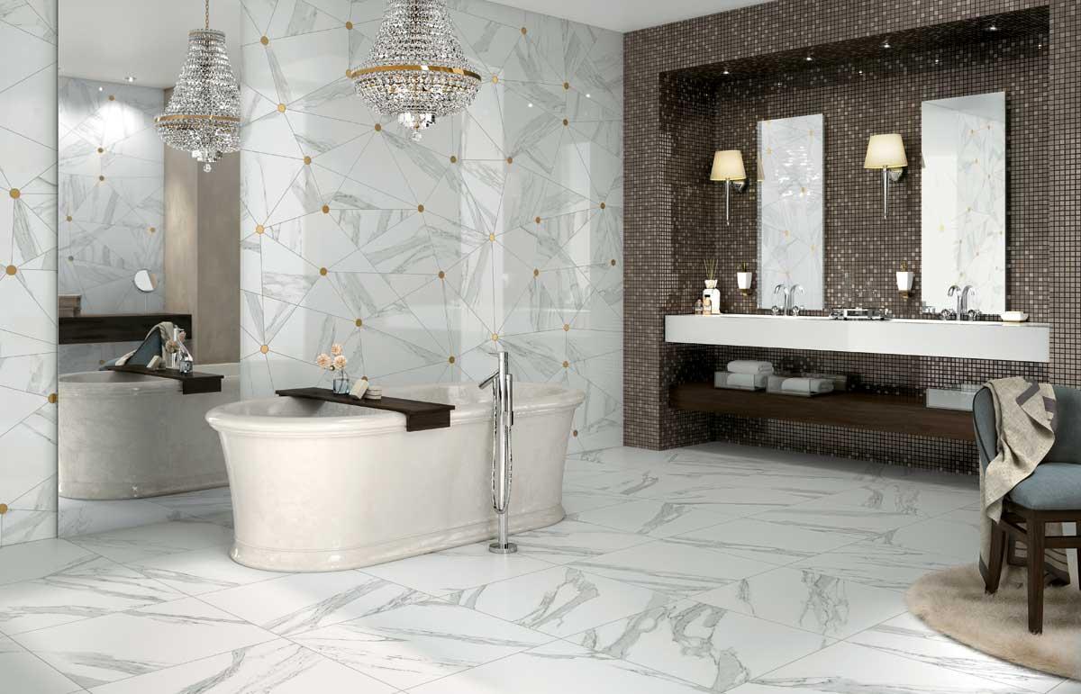 Jewels  Jewels  Pavimenti effetto marmo  Mirage