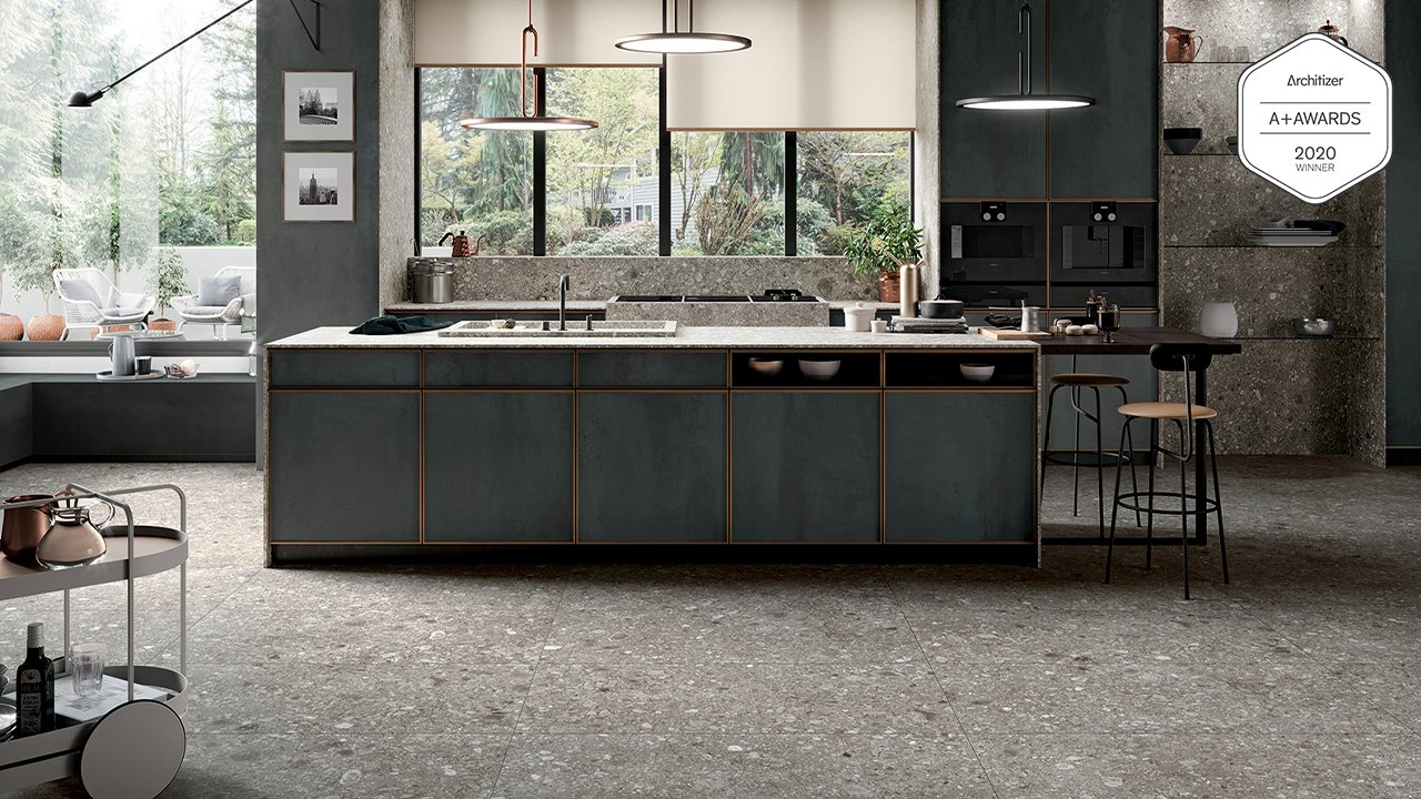 the norr collection of porcelain tiles