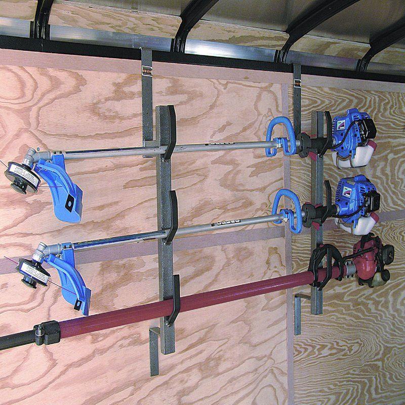 rack em trimmer rack for cargo enclosed trailer