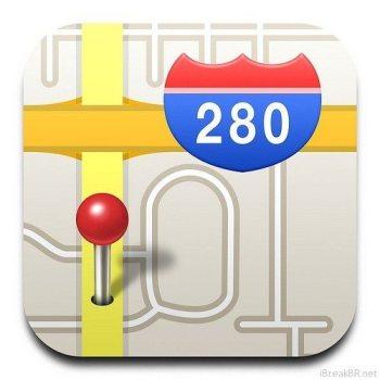 Google Maps Iphone Icon