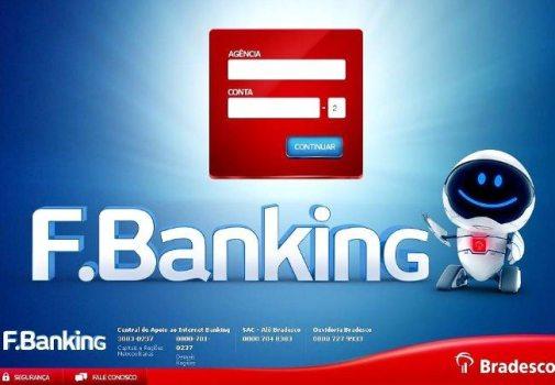 Bradesco lança acesso ao banco pelo Facebook: o f-banking