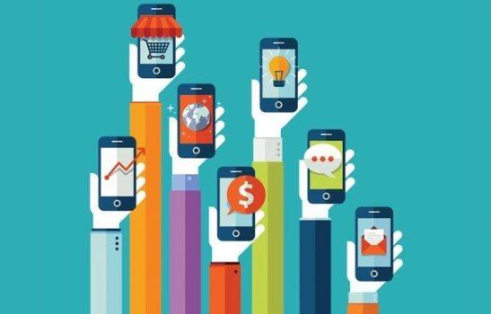 A experiência de compra móvel está transformando mercados