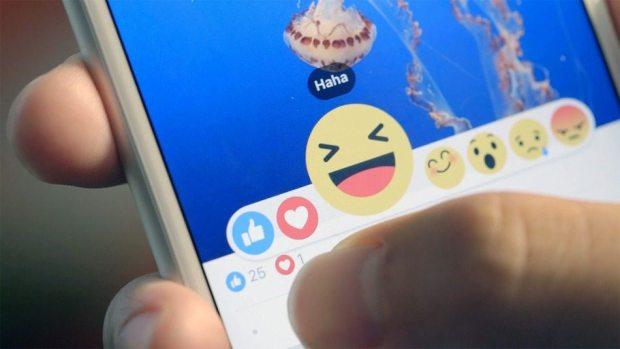 Facebook libera as reactions para todos os usuários