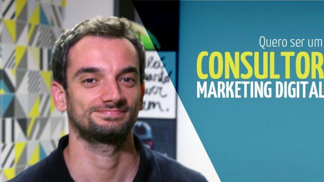 Quero ser um consultor de Marketing Digital. E agora?