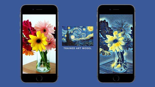 Com aprendizagem de máquina, Facebook transforma vídeos em obras de arte
