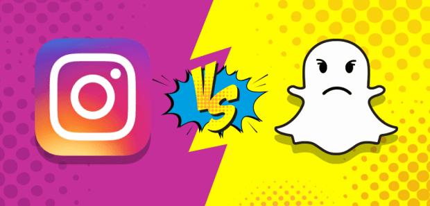 Snapchat copiou a melhor característica das histórias Instagram