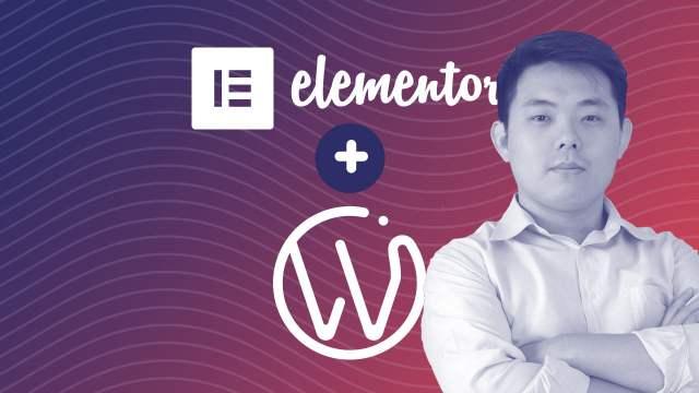 Curso de Elementor com WordPress