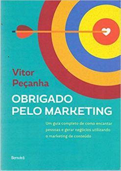 livro obrigado pelo marketing