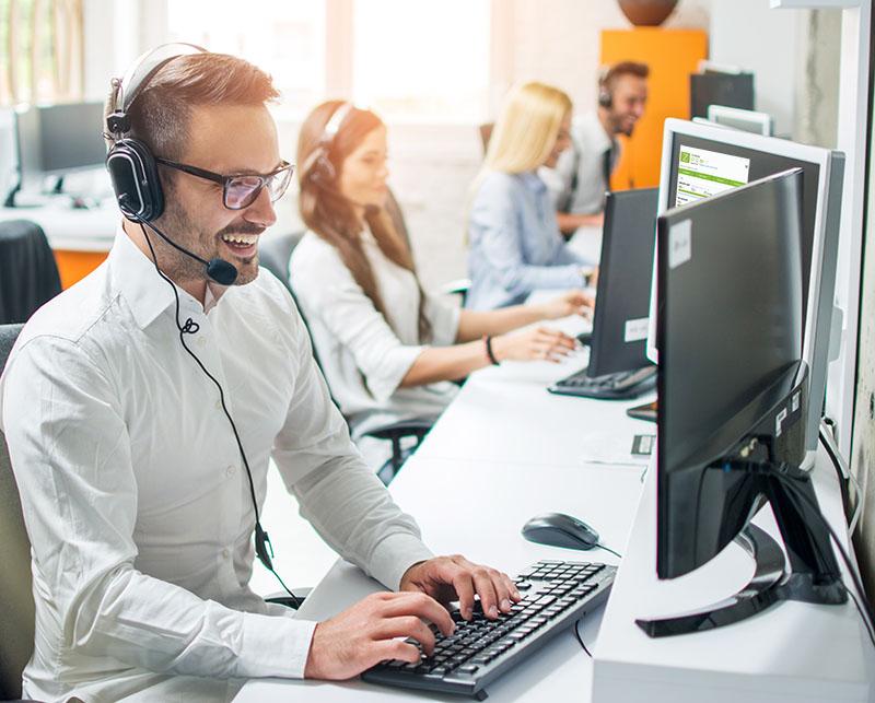 Få hjælp til telefoni-opgaver hos Miralix
