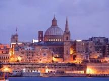 Malta Valletta Capital City