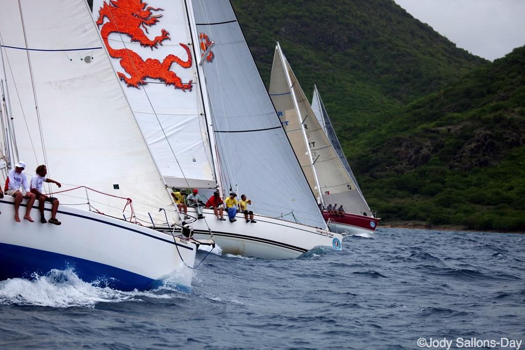 Race Yacht Charter Sailing Regattas In The Caribbean