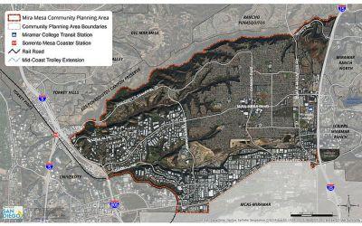Mira Mesa Community Plan Update