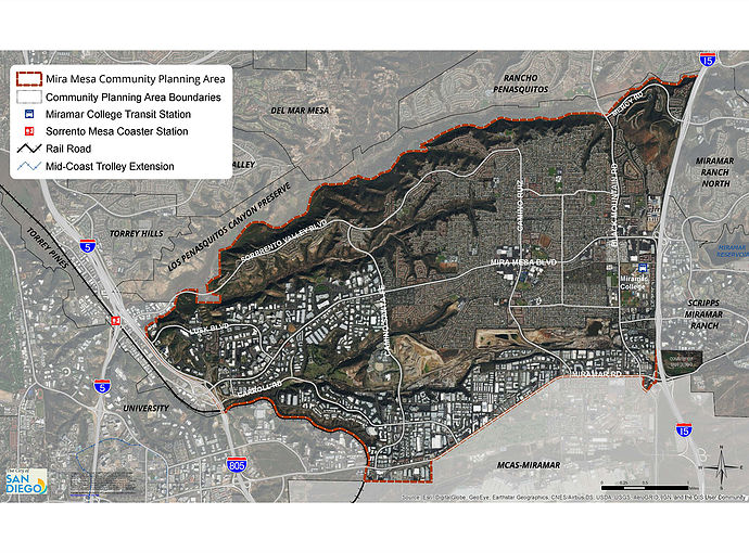 Mira Mesa Community Plan Update