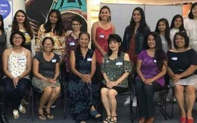 Fellowship for Immigrant and Refugee Empowerment (FIRE) Leadership Class for Filipina Women